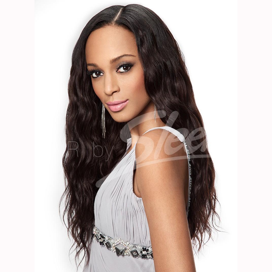 Virgin Gold Brazilian Wavy Hair Extensions Real Remy Human Hair