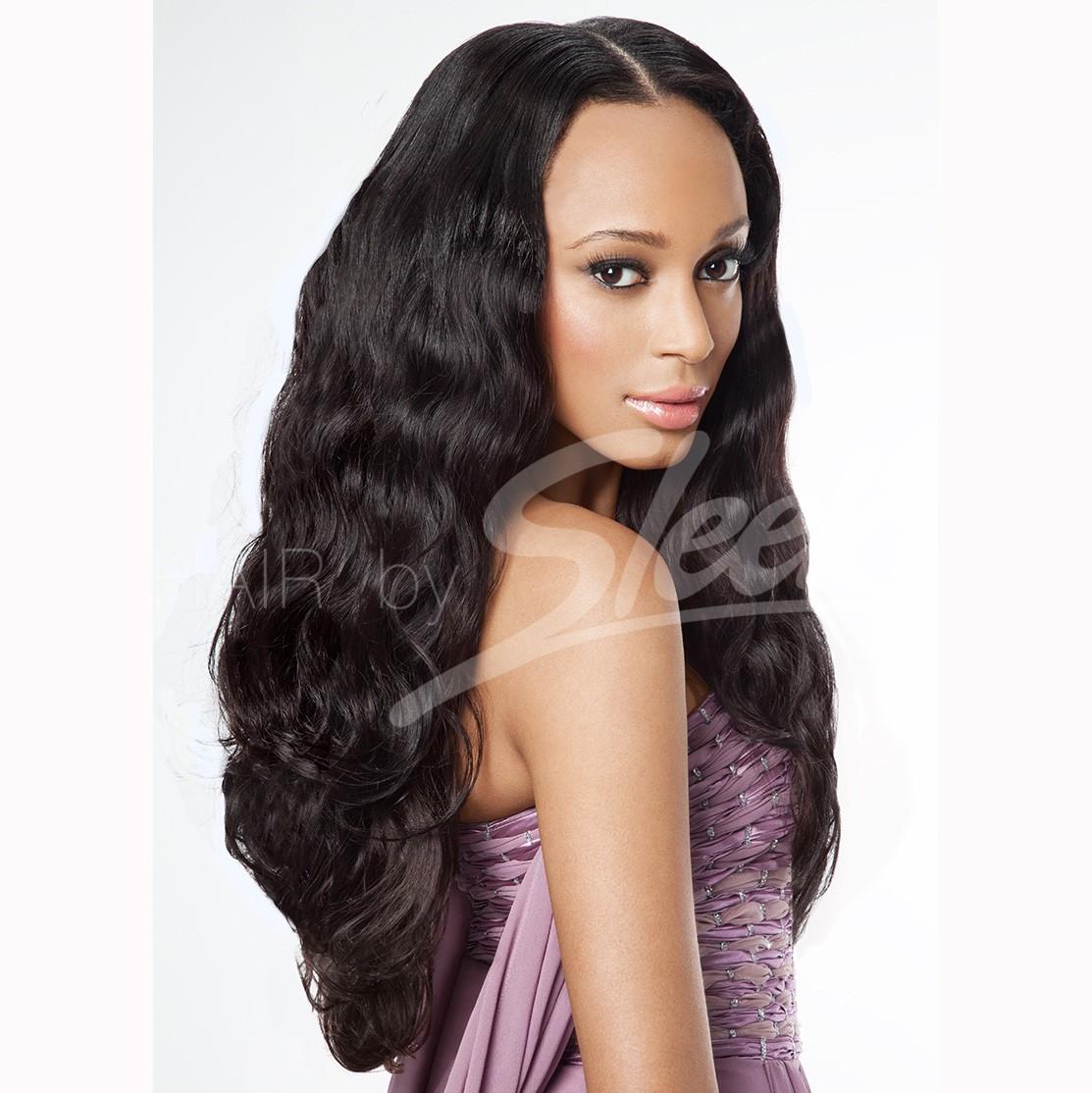 Virgin Gold Peruvian Body Wavy Hair Extensions Weft Hair