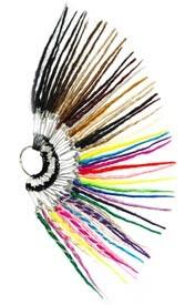 Elysee Dread Colour Ring