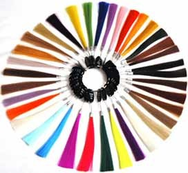 ProHair Colour Swatch