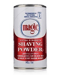 Magic Shaving Powder-Extra Strength  (Red)