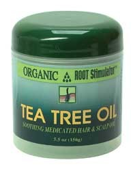 Organic Root Stimulator Tea Tree Oil - 4 oz