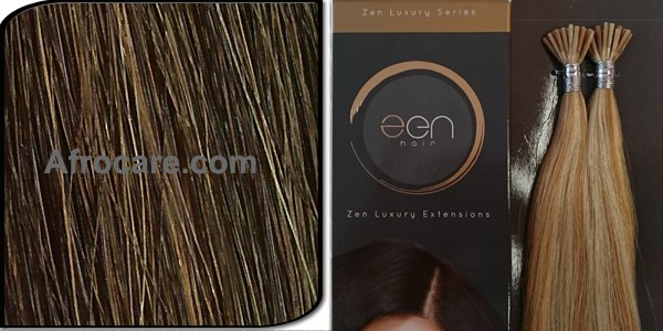 Zen Luxury I-Tip Hair Extensions 22 inch Colour P30-31-33