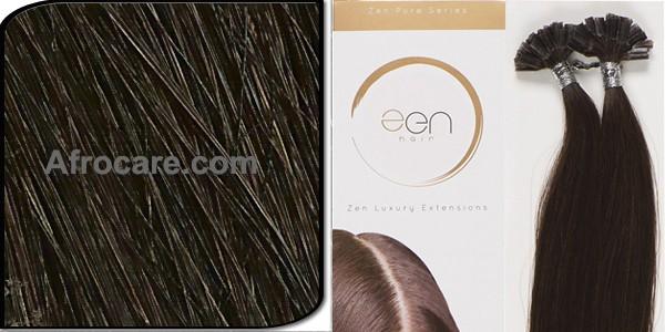 Zen Pure U-Tip Hair Extensions 18 inch Colour #2