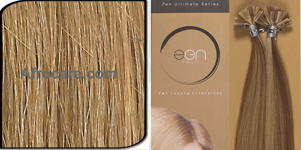 Zen Ultimate U-Tip Hair Extensions 14 inch Colour #14