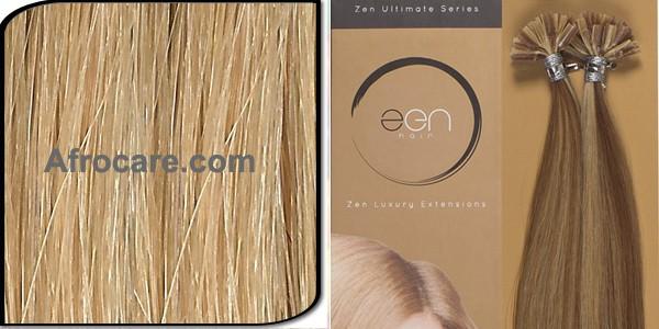 Zen Ultimate U-Tip Hair Extensions 14 inch Colour #16