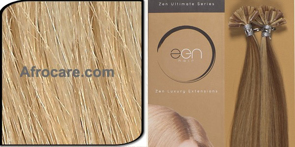 Zen Ultimate U-Tip Hair Extensions 14 inch Colour #24