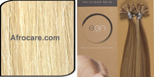 Zen Ultimate U-Tip Hair Extensions 22 inch Colour #613
