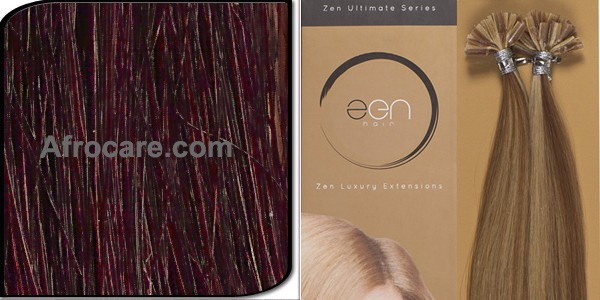 Zen Ultimate U-Tip Hair Extensions 22 inch Colour #99J