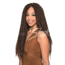 Mambo Box Braid for crochet or latch-hook-long