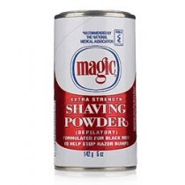 Magic Shaving Powder-Extra Strength  (Red)