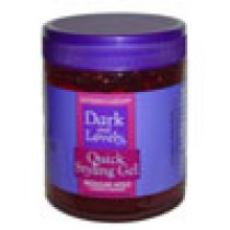 Dark & Lovely - Quick Styling Gel - Alcohol Free - Super