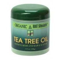 Organic Root Stimulator Tea Tree Oil - 4 oz