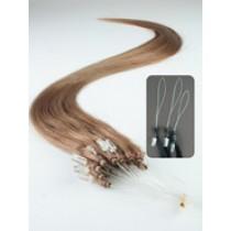Pre-Bonded Silky Straight  Micro loop Hair
