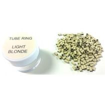 Zen Hair Extension  Microtubes-Light Blonde x 200  (Linkies)