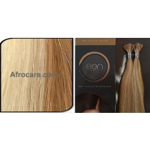 Zen Luxury I-Tip Hair Extensions 22 inch Colour P27-613