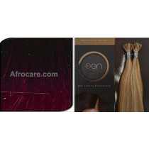 Zen Luxury I-Tip Hair Extensions 22 inch Colour T400-Burg
