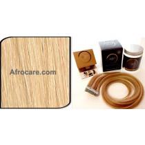 Zen Luxury, Pretaped Hair extensions 22 inch Colour #22