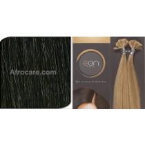 Zen Luxury U-Tip Hair Extensions 18 inch Colour #1