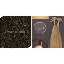 Zen Luxury U-Tip Hair Extensions 18 inch Colour #1B