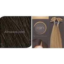 Zen Luxury U-Tip Hair Extensions 18 inch Colour #2