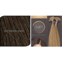 Zen Luxury U-Tip Hair Extensions 18 inch Colour #4
