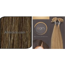 Zen Luxury U-Tip Hair Extensions 18 inch Colour #6