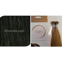Zen Pure I-Tip Hair Extensions 18 inch Colour #1