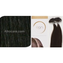 Zen Pure U-Tip Hair Extensions 18 inch Colour #1