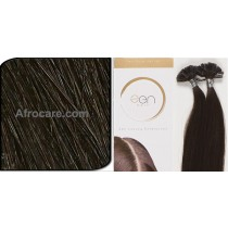 Zen Pure U-Tip Hair Extensions 18 inch Colour #1B