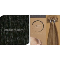 Zen Ultimate U-Tip Hair Extensions 18 inch Colour #1