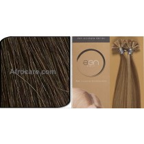 Zen Ultimate U-Tip Hair Extensions 18 inch Colour #4