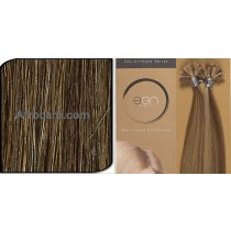 Zen Ultimate U-Tip Hair Extensions 18 inch Colour #6