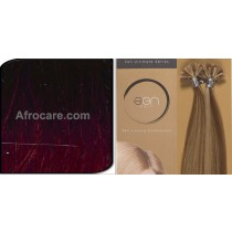 Zen Ultimate U-Tip Hair Extensions 14 inch Colour T400-Burg