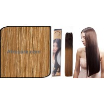 Zen Ultimate Weft Hair Extensions, 14 inch Colour #27