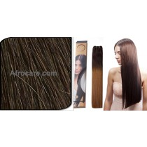 Zen Ultimate Weft Hair Extensions, 22 inch Colour #4