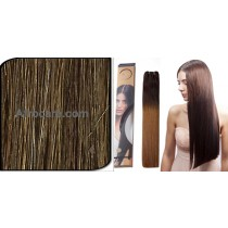 Zen Ultimate Weft Hair Extensions, 22 inch Colour #6