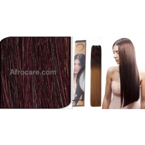 Zen Ultimate Weft Hair Extensions, 14 inch Colour #99J