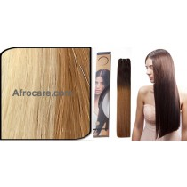 Zen Ultimate Weft Hair Extensions, 14 inch Colour P27-613