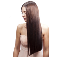 Beauty of kanekalon hair extensions